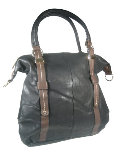 Beltart - Shoulder Bag For Women Braun, Blau, Grün, Schwarz, Rot - Black
