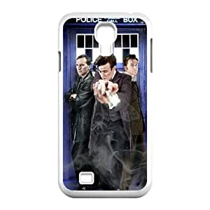 Samsung Galaxy S4 9500 Cell Phone Case White Doctor Who FLP Phone Case Custom Personalized