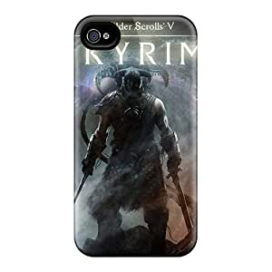 Top Quality Cases Covers For Iphone 6plus Cases With Nice Skyrim Appearance