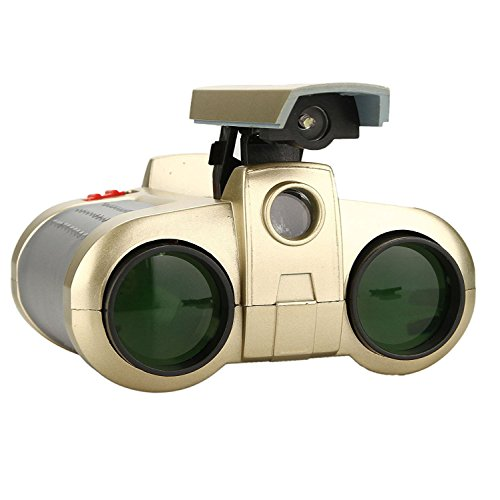 [F.Dorla Cool Kids Binoculars, 4x30 Toys Telescopes with Pop-up Spotlight and Night Beam Function, Best Gift for] (In The Spotlight Costumes)