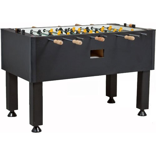 Elite Contemporary Table - Valley-Dynamo Tornado Classic Foosball Table