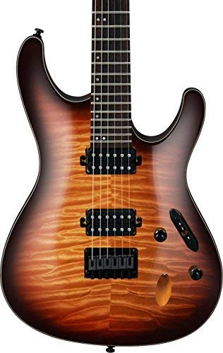 Ibanez S Series S621QM Electric Guitar Dragon Eye Burst for sale  Delivered anywhere in USA