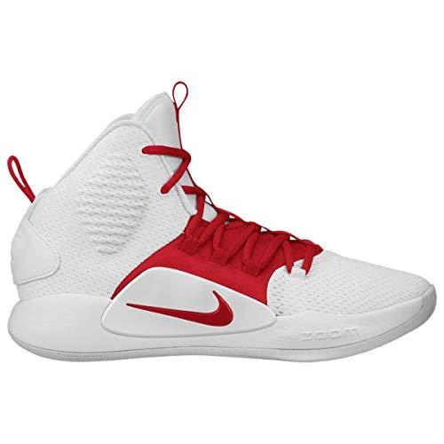 (ナイキ) Nike Hyperdunk X Mid メンズ バスケットボールシューズ [並行輸入品] B07H7GC6JZ サイズ 28cm (US 10)