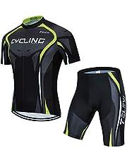 AICTIMO fietspak, shirt en shorts, fietskleding