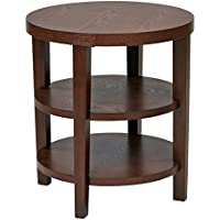 Ave Six OSP Furniture Merge Round End Table, 20
