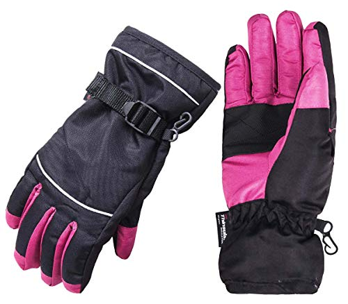 Humorous Winter Outdoor Waterproof Touch Screen Windproof Zipper Sports Gloves Black Leather Mountaineering Skiing Full Finger Gloves Let Our Commodities Go To The World Back To Search Resultsapparel Accessories