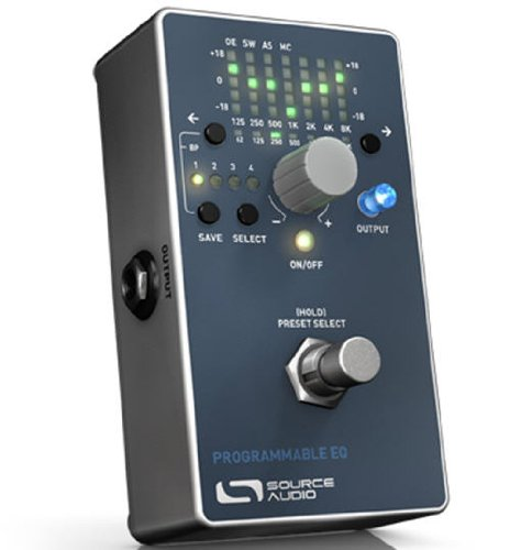 Source Audio SA170 Programmable EQ (Best Eq For Bass)