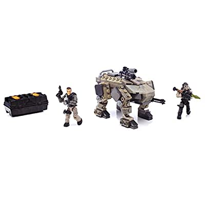 Mega Bloks Call Of Duty Claw Assault: Toys & Games