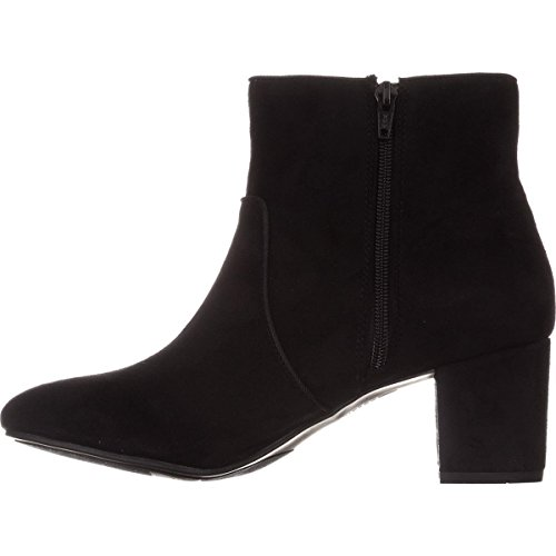 Booties Calisi US 10 White Ankle Mountain Black qt115R6