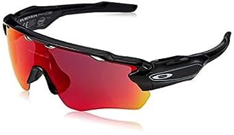 Oakley Radar Pace — Prizm Road Smart Sunglasses — Collect & Analyze Performance Data — Custom Training Program — In-Ear Coaching — Durable Plastic Frame — 100% UV Protection Coating
