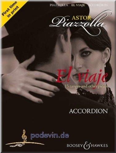 Astor Place Olla-El viaje-Partitions pour Accordéon]