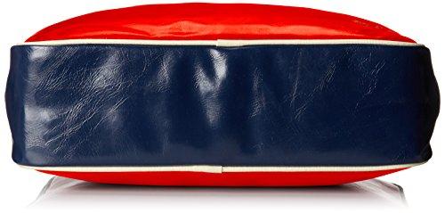Fred Perry Rojo Hombre Rojo Bag Shoulder Classic wRzqx4wHF