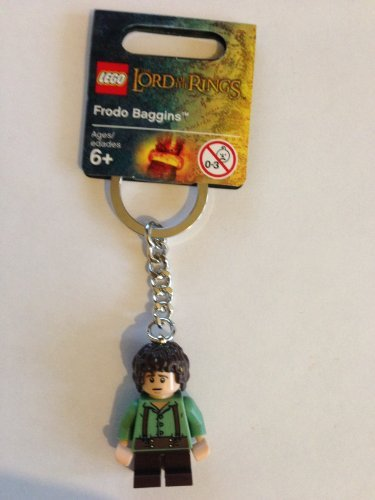 - LEGO Lord of the Rings Frodo Baggins Key Chain 850674
