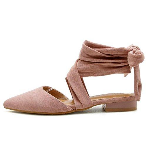 Comfort Scivolare su Basse Sandali Donna 03 Pink COOLCEPT aB6TFPqnw