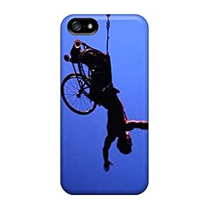 For Iphone 5/5s Fashion Design Wheelchair Bungee Case-sxuMP3832Rimkg by supermalls