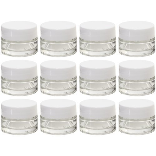 Glass Lip Balm Containers - 1