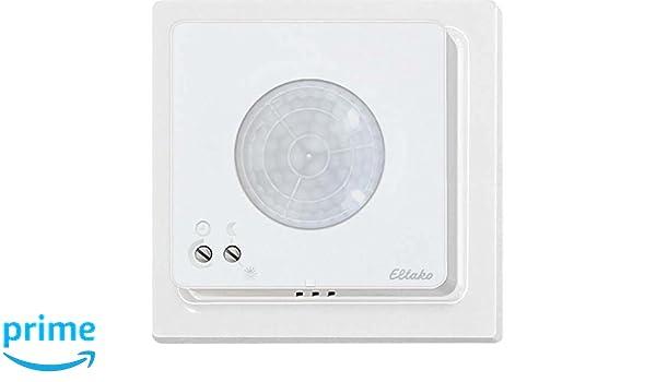 Eltako fbh65tfb-wg - Sensor Radio/Movimiento luminosidad Blanco: Amazon.es: Bricolaje y herramientas