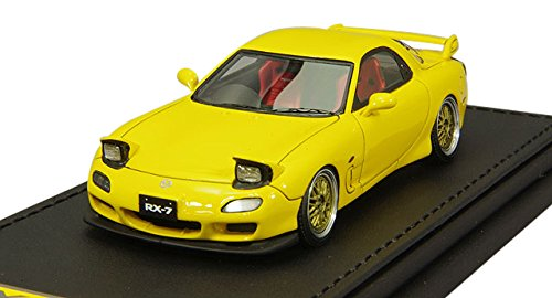 1/43 Mazda RX-7 FD3S Type RS BBS LM Type Wheel(イエロー) IG0271