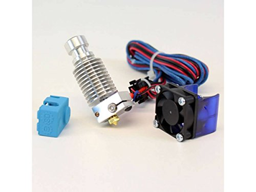 (Genuine E3D V6 Full - Direct - 24V- Hotend, Compatible With The Full V6 Ecosystem And Many Other 3D Printers (M6 Thread))