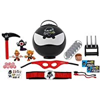 Ninja Kidz TV Giant Mystery Ninja Ball | Includes Ninja Kidz TV Collectibles and Accessories | 3 Unique Ninja Balls to Collect | Fun Toy for Kids