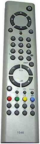 Mando a Distancia Compatible con SEG Vestel RC1546, Bush, FUNAI, HOHER: Amazon.es: Electrónica