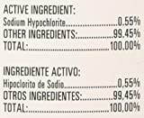 Clorox Healthcare Bleach Germicidal Wipes, 6 3/4 x