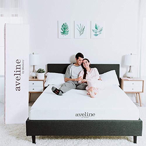 "Modway Aveline 6"" Gel Infused Memory Foam Full Mattress with"