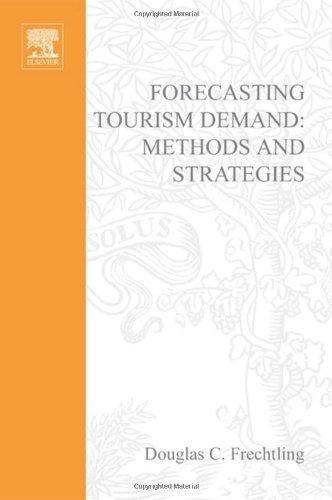 Forecasting Tourism Demand Pdf