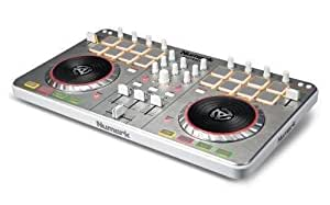 Numark Mixtrack II USB DJ Controller with Trigger Pads
