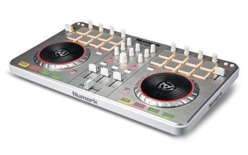 Numark プロフェッショナル2ch DJコントローラ MIXTRACK 2 NU-CON-023 B00CEIA1G4