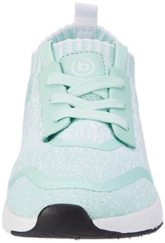Bugatti Dames Dy51616 Sneaker Blauw (turkoois)