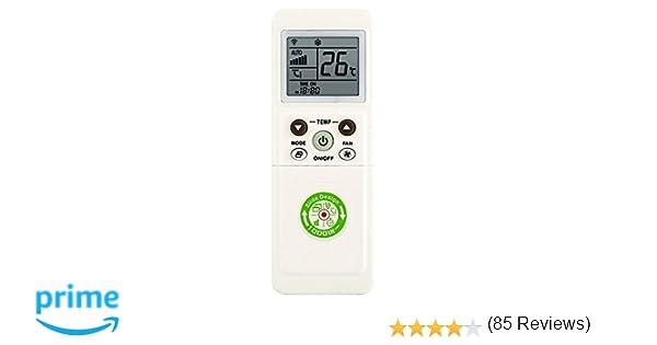 Control remoto universal para acondicionador de aire acondicionado ...