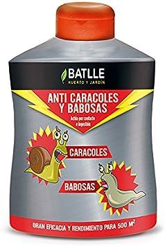 Fitosanitarios - Anti Caracoles y Babosas Talquera 300gr. - Batlle
