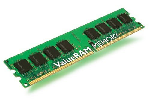 Kingston KVR667D2N5/512 512MB 667MHz DDR2 NonECC CL5 DIMM ValueRAM Memory