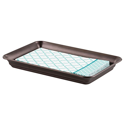 InterDesign 02871 Countertop Guest Towel Tray - Bathroom Van