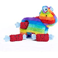 ZippyPaws Zippy Burrow Interactive Dog Toys - Hide and Seek Dog Toys and Puppy Toys, Colorful Squeaky Dog Toys, and…