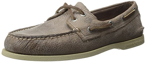 Sperry Top-Sider hombre Authentic Original 2-Eye Rancher Boat Shoe marrón
