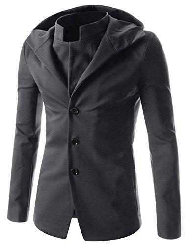 Hooded Blazer - 3