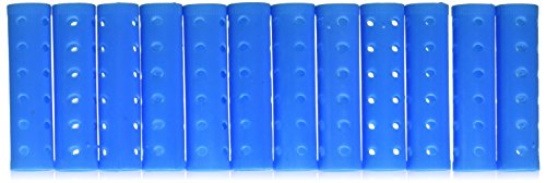 Diane Magnetic Rollers, Blue, 5/8