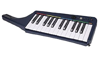 Rock Band 3 Wireless Keyboard For Wii And Wiiu by MadCatz