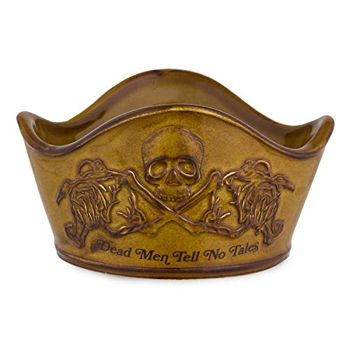 Disney Parks Pirates of The Caribbean Ceramic Appetizer Bowl