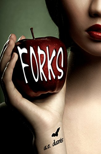 For Twilight fans, here's a unique and reimagined take on a favorite! Same setting, different characters, different story….Forks by A.E. Davis