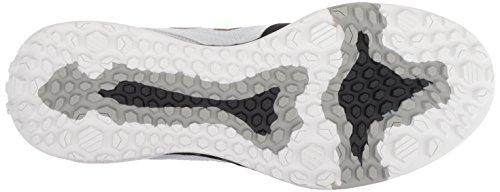 5 42 white black Donna Balance Turf Velo Eu Argento New V1 4z7gnxR