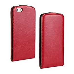 ZXC High Quality Vintage Genuine Leather Full Body Case for iPhone 6 (Assorted Colors) , Rose