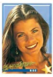 Baywatch trading card #13 Yasmine Bleeth Caroline Holden