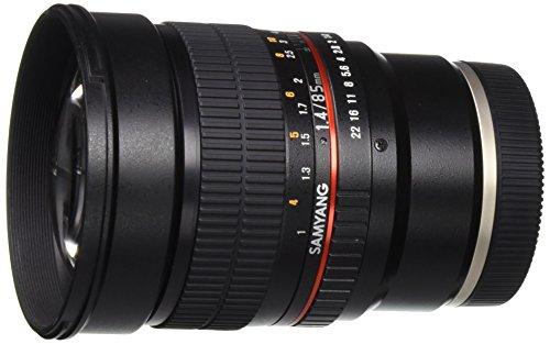 Samyang SY85M-E 85mm F1.4 Aspherical High Speed Lens for Sony E-Mount Cameras