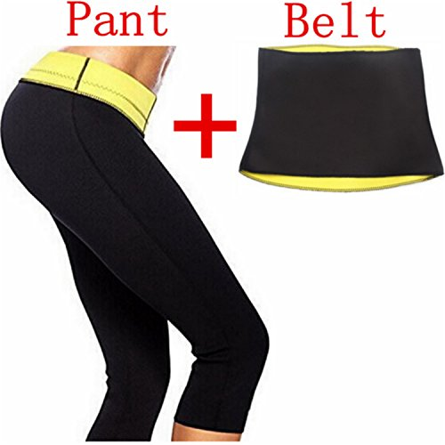 Hot Shaper Body Shapers Panties Waist Trainer Slimming Pants & Belts Super -