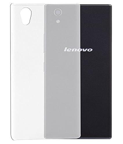 half off 6f039 3c537 Lenovo P70 Helix Rubber Soft Silicon Transparent Case: Amazon.in ...