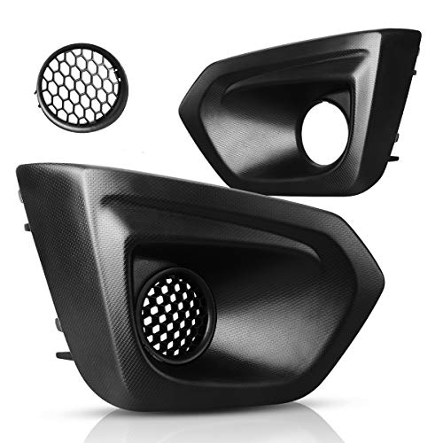 fog lights with covers - 1