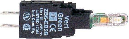 Led Mm 16 24v (Lamp Module, 16mm, 12-24V, Green, LED)